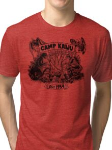 Camp Kaiju Tri-blend T-Shirt