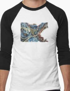 ©DA Dragon IIAGP Men's Baseball ¾ T-Shirt