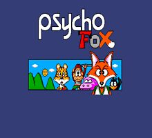 Psycho Fox Shirt Unisex T-Shirt