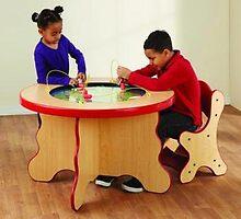 Safari Magnetic Play Table by kindermark