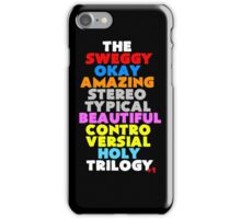 The SOASBCH Trilogy iPhone Case/Skin