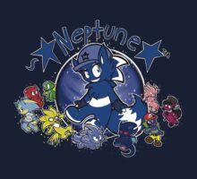 Neptune's Moons by NeppyNeptune