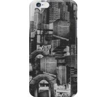 Simple City iPhone Case/Skin