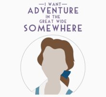 The Great Somewhere by Katherine Anderson