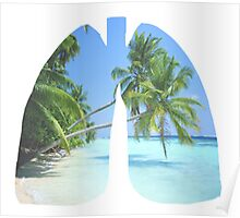 Paradise Lungs Poster