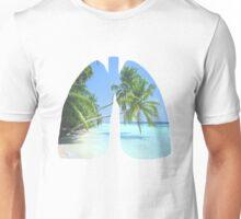 Paradise Lungs Unisex T-Shirt