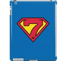 Super Seven iPad Case/Skin
