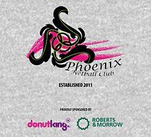Phoenix Netball Club - sponsor's 2014 Hoodie