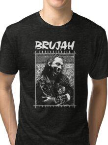 Retro Brujah Tri-blend T-Shirt