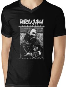 Masquerade Clan: Brujah Retro Mens V-Neck T-Shirt