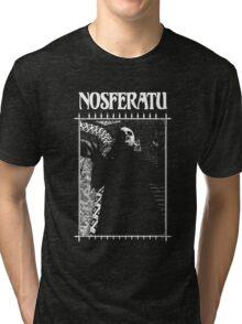 Retro Nosferatu Tri-blend T-Shirt