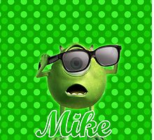 Mike - Monsters Inc. by GuyKitchener