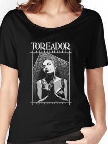 Retro Toreador Women's Relaxed Fit T-Shirt