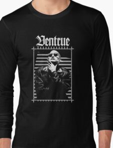 Masquerade Clan: Ventrue Retro Long Sleeve T-Shirt