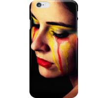 Rainbow Tears iPhone Case/Skin