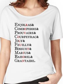 Les Amis - Revolution Women's Relaxed Fit T-Shirt