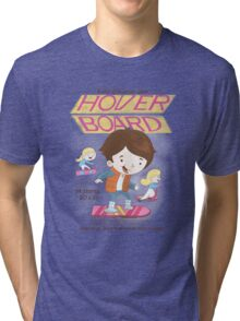 Get your own Hoverboard Tri-blend T-Shirt
