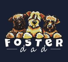 Foster Dog Dad by offleashart