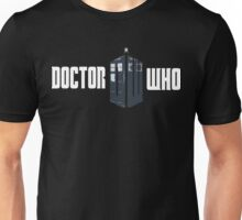Doctor Who TARDIS Logo Unisex T-Shirt