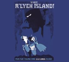 Visit R'lyeh Island by Queenmob