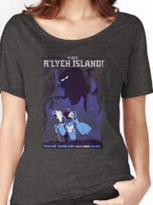 Visit R'lyeh Island Women's Relaxed Fit T-Shirt