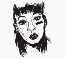 Left Eye by sketchNkustom