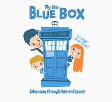 Fly the Blue Box! Unisex T-Shirt