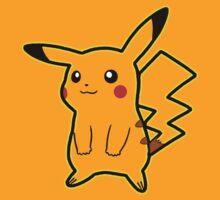 Pikachu by emilyap