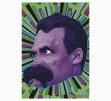 Nietzsche Burst 6 - by Rev. Shakes by Rev. Shakes Spear