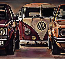 A year in the life of a VW Enthusiast  by Sharon Poulton