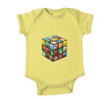 Rubik TV One Piece - Short Sleeve