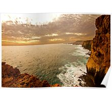 near Steep Point Poster