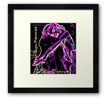Ebony Munroe Framed Print