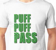 PUFF PUFF PASS Unisex T-Shirt