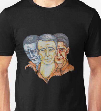 Twisted Barbershop Unisex T-Shirt