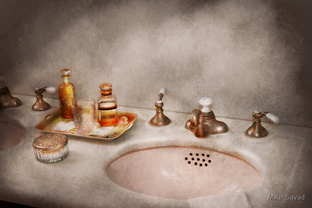 Plumber - First thing in the morning by Mike  Savad