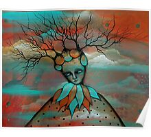 Original Art by Angieclementine - Mother Earth Poster