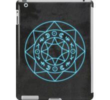 Fortune Circle iPad Case/Skin