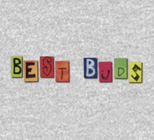 Best Buds Logo shirt - Workaholics by erikaandmonty