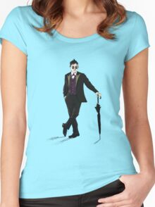 Oswald Women's Fitted Scoop T-Shirt