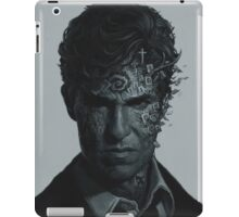True Detective art iPad Case/Skin