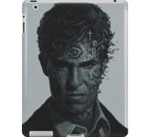 True Detective art iPad Case/Skin