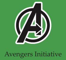 Avengers Initiative (with words) by Emmaycfc