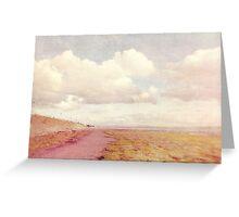 Lensbaby Seaside  Greeting Card