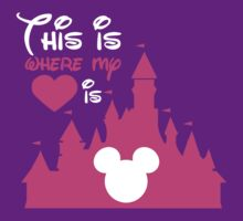 Disney World Mickey Mouse Where my heart is by sweetsisters