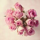 Mothers Day Roses  by Nicola  Pearson