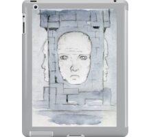 The head iPad Case/Skin