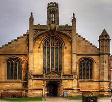 St Michael le Belfry by Tom Gomez