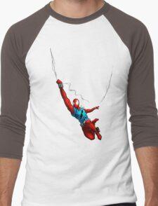Scarlet Spider (No background) Men's Baseball ¾ T-Shirt