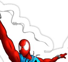 Scarlet Spider (No background) Sticker